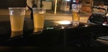 Chefe da Ciretran de Carlinda é detido por embriaguez ao sair de bar em carro com documentação atrasada