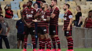 Flamengo vence Barcelona-EQU e se mantém 100% na Libertadores