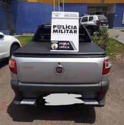 Trio é preso após sequestrar mãe e filho para cobrar dívida em MT