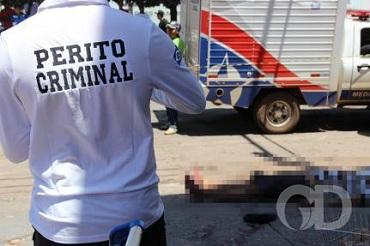 Motoqueiros matam jovem de 20 anos com 11 tiros em bairro de Sinop