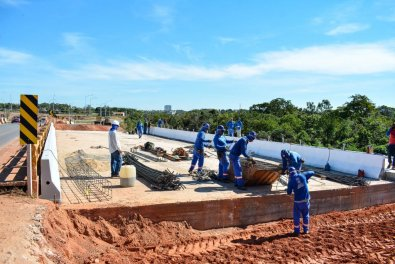 Estado projeta construção de 57 pontes; obras iniciam em 90 dias