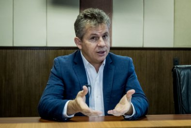 MT pretende gastar R$ 150 milhões e doar 100 mil cestas no combate ao Covid-19