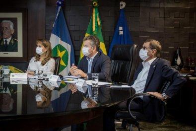 Mauro cobra recursos da Amazônia