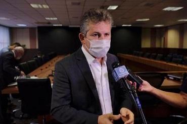 Governador vai discutir redução do duodécimo com Poderes