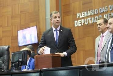 No dia da posse, Faissal desiste de assumir Secretaria de Estado