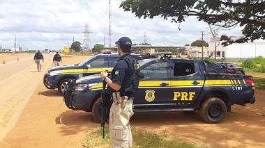 PRF dobra o número de policiais para Operação Carnaval que começa nesta 6ª em Mato Grosso