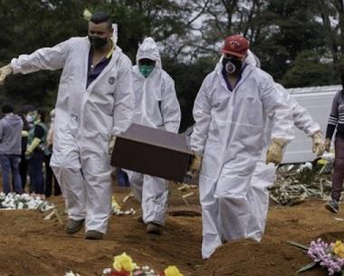 MT registra 1.036 mil casos e 31 mortes em 24h; são 476 mortes e 12,6 mil infectados