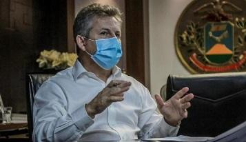 Mauro Mendes recorre ao STF para não pagar auxílio a professores