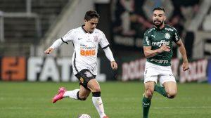 Corinthians e Palmeiras empatam em primeiro jogo da final do Paulistão