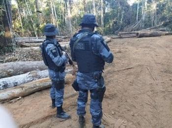 Sesp deflagra operação integrada para combater crimes no Nortão
