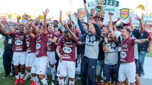 Caxias vence o Grêmio e é campeão do primeiro turno do Gauchão