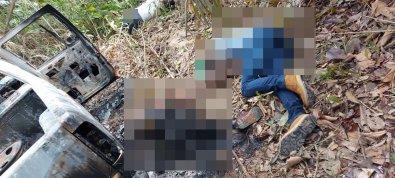 Chacina mata 4 pessoas em MT; três eram da mesma família