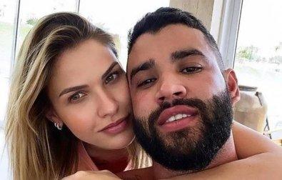 Gusttavo Lima e Andressa Suita assinam divórcio
